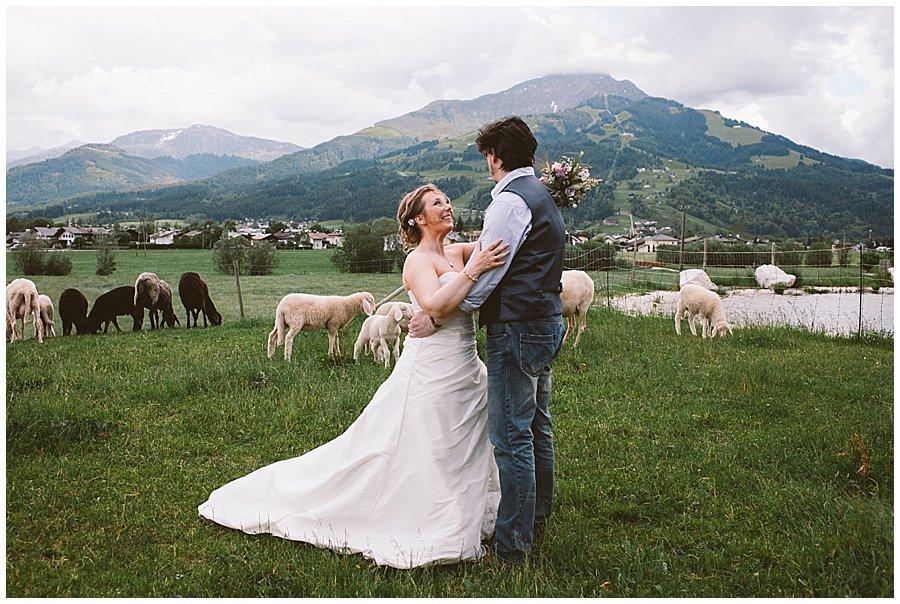 Tirol Mountain Wedding Photographer