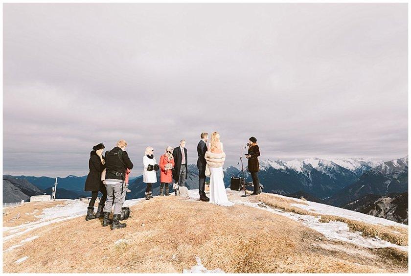 Seefeld Austria Mountain Wedding