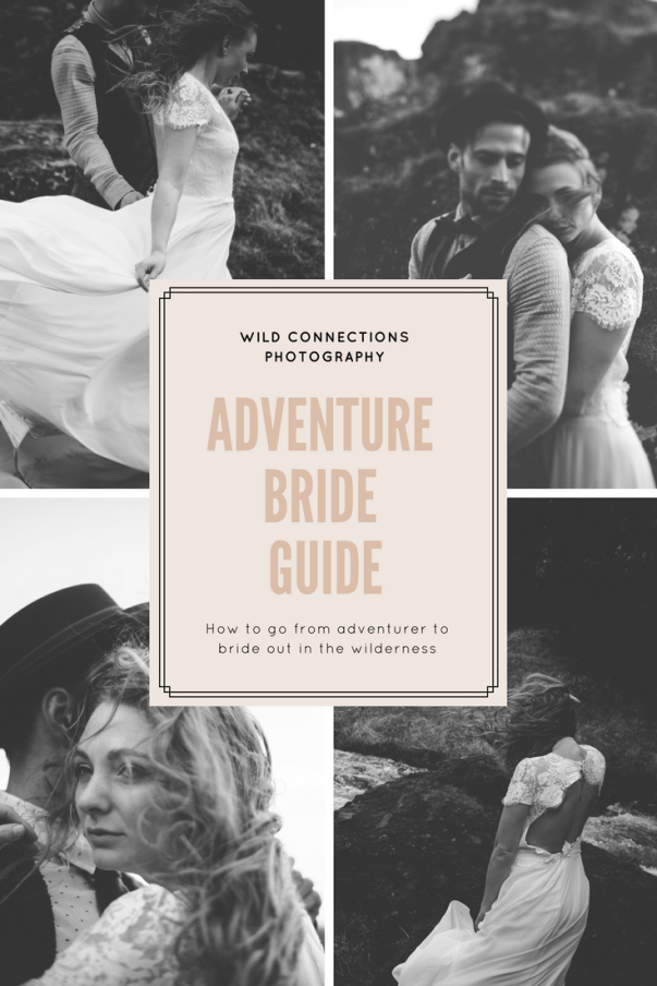 Adventure bride guide - how to go from adventurer to bride in the wild