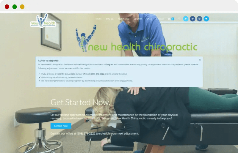 New Health Chiropractic