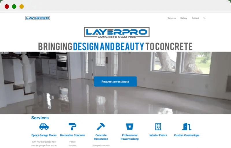 Layer Pro Concrete Coatings