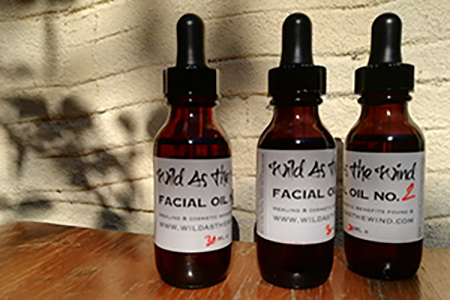 FACIAL OIL Home Page