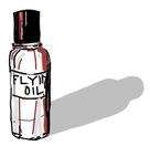 Flying Oil