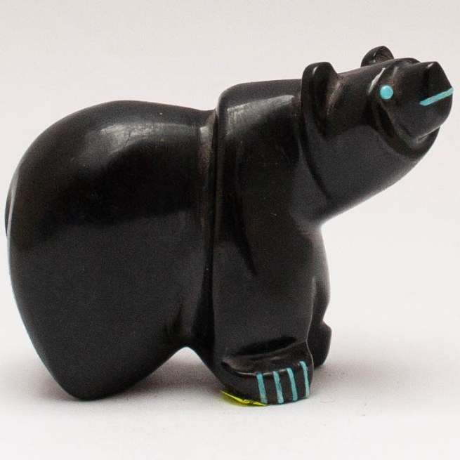 Peña Black Bear Fetish