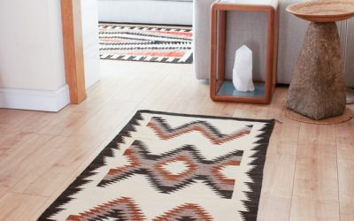 Native American Navajo Rugs & Weavings