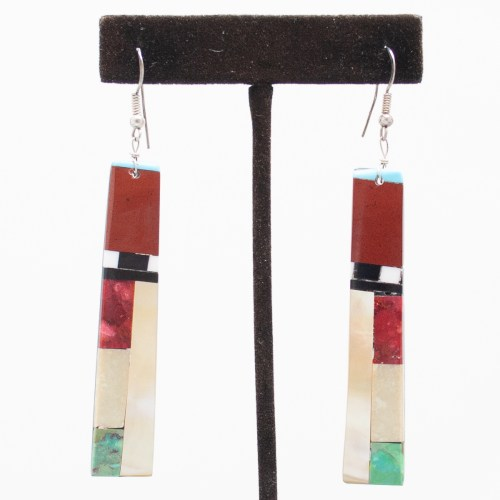 Zuni Multicolour Earrings