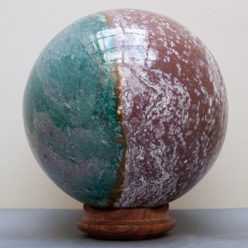 Bloodstone Crystal Ball