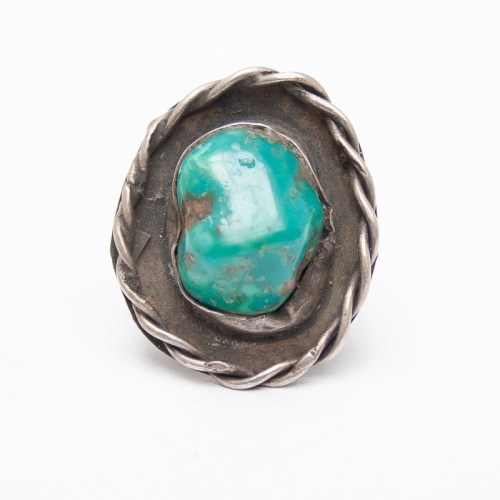 Old Navajo Ring