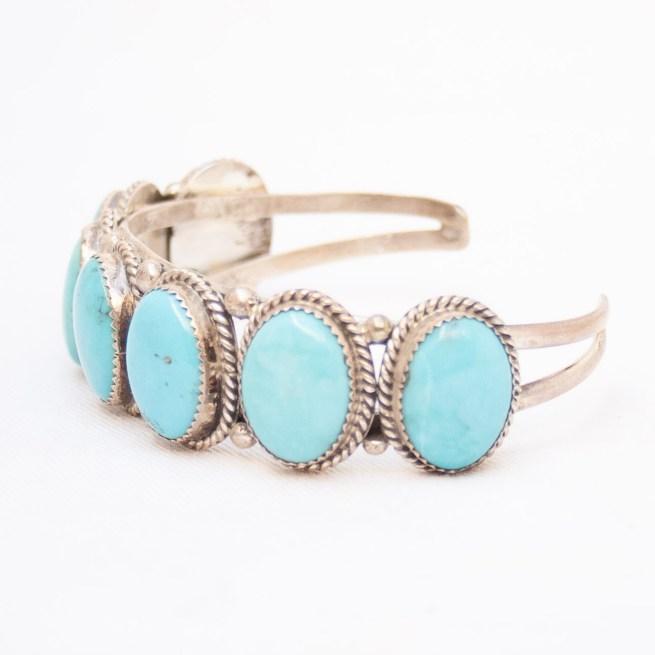 Turquoise Bracelet Large Size