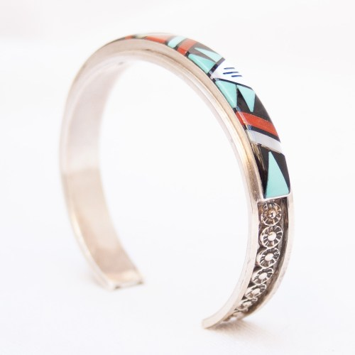 Eriacho Inlay Bracelet