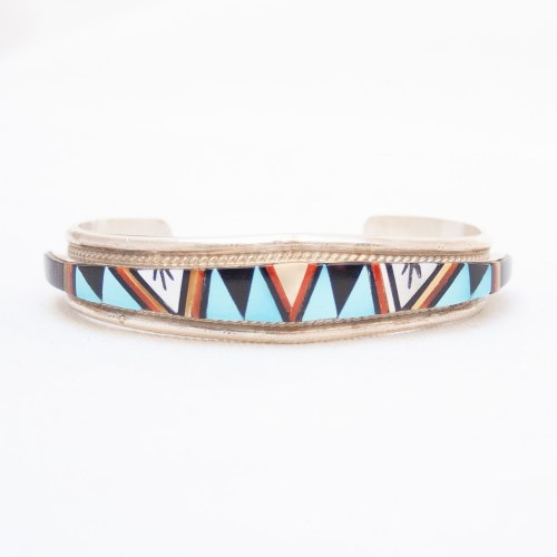 Yuselew Inlay Bracelet