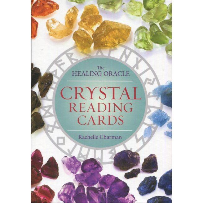 Crystal Reading Cards - Rachelle Charman