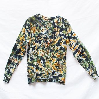 T-shirt Manches Longues Camouflage M