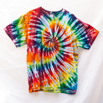 T-Shirt Multicolore Taille Large