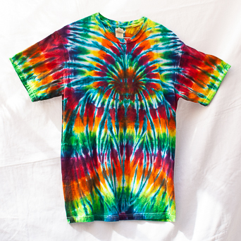 Rainbow Colours T-Shirt M