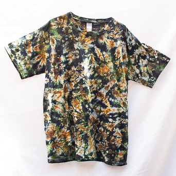 T-Shirt Camouflage Taille L