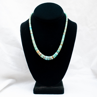 Santo Domingo Turquoise Necklace
