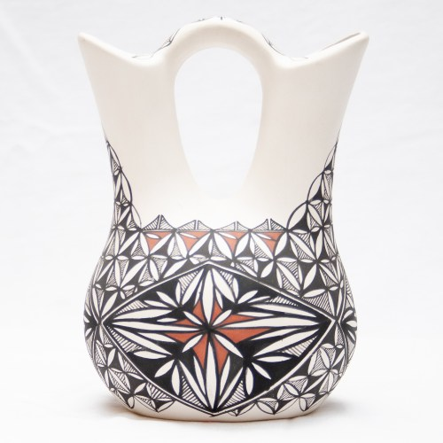 Natasha Rascon Acoma Wedding Pot