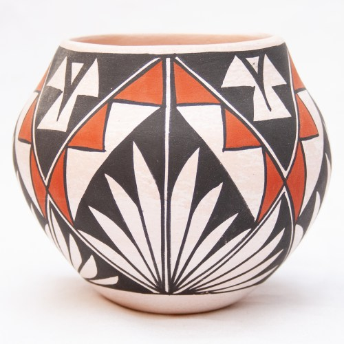Small Native American Acoma Pottery