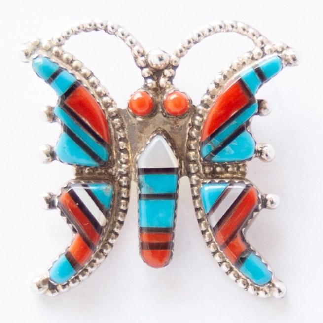 Wayne Josie Haloo Butterfly Pin Brooch Pendant