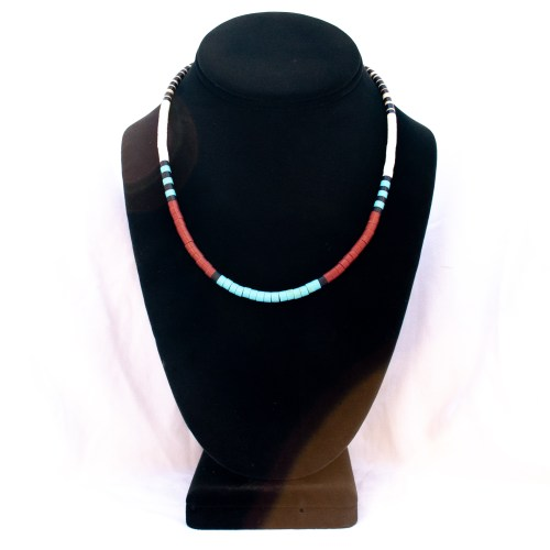 Torevia Crespin Beaded Necklace