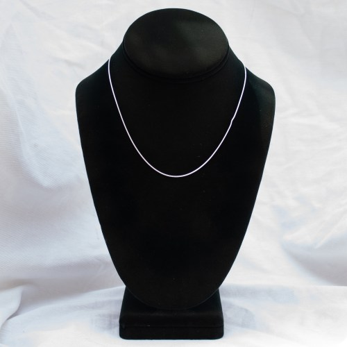 Sterling Silver Snake Chain 16""