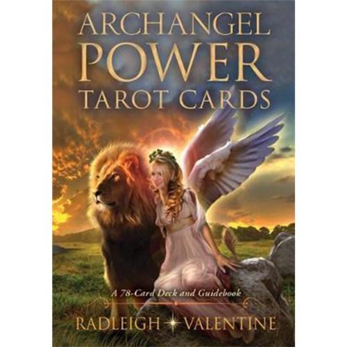 Archangel Power Tarot Cards - Virtue & Valentine