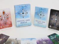 Nicola McIntosh Crystal Grid Oracle Deck
