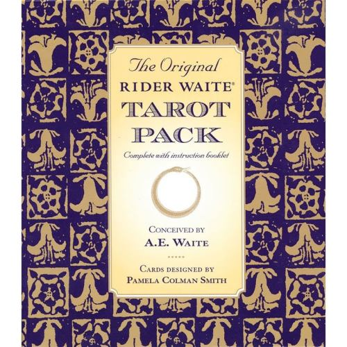 The Original Rider Waite Tarot Pack - Waite & Colman-Smith