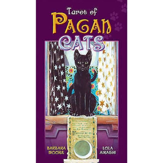 Tarot Of Pagan Cats - Messina & Airaghi