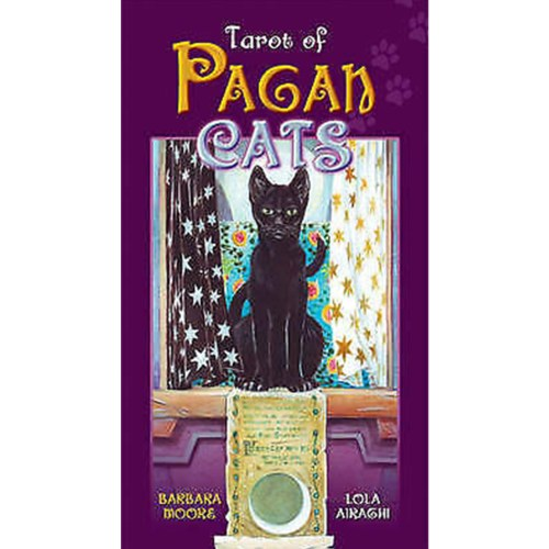 Tarot Of Pagan Cats - Messina & Airaghi