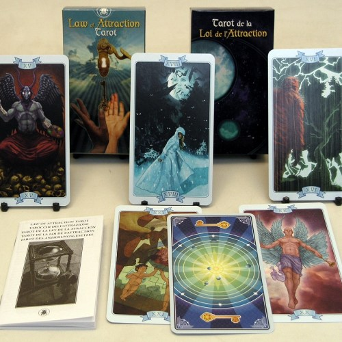 Law of Attraction Deck - Lo Scarabeo