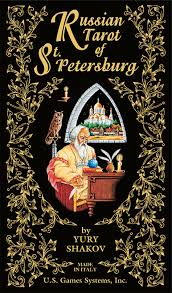 Russian Tarot of St Petersburg - Yury Shakov