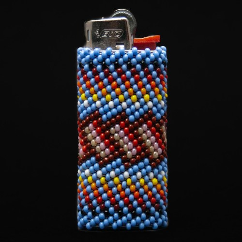 Small Zuni Beaded Lighter
