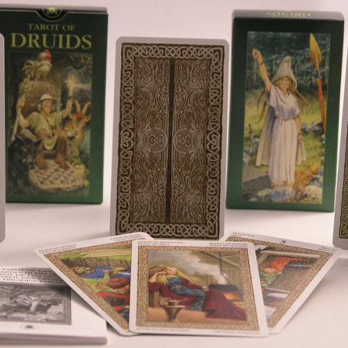 Tarot of Druids Deck - Baraldi Lupatelli Vigna