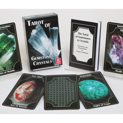 Tarot of Gemstones and Crystals - Muller