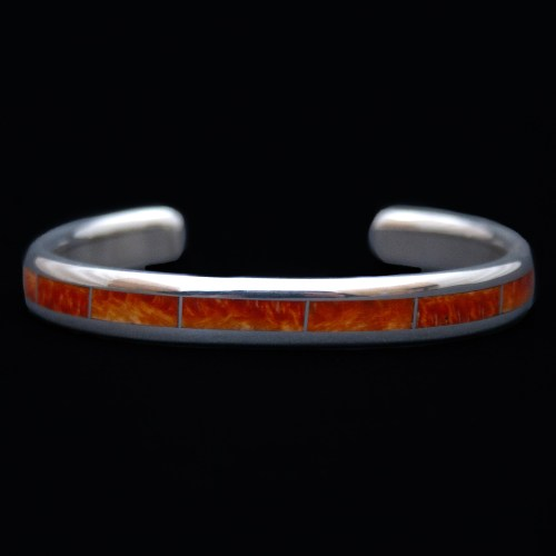 Bracelet Larry Loretto Spondylus Orange