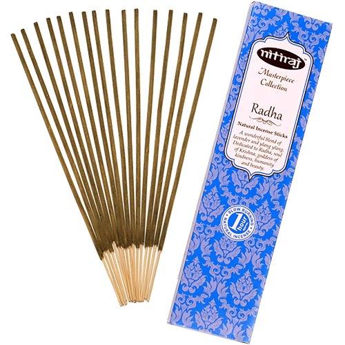 Indian Incense Nitiraj Masterpiece Collection - Radha