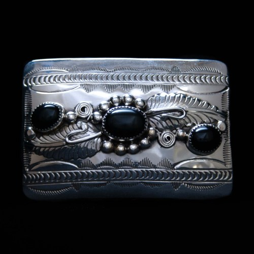 Wilbert Meyers Jet Belt Buckle