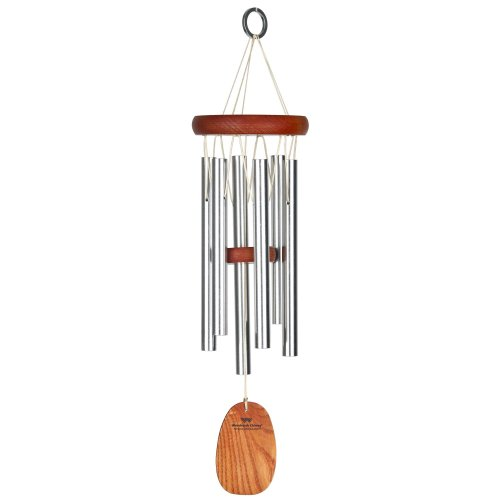 Amazing Grace Chime - Small Silver