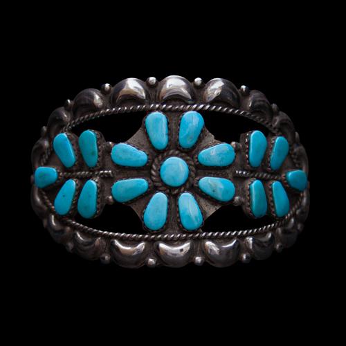 Joyce Vacit Turquoise Bracelet
