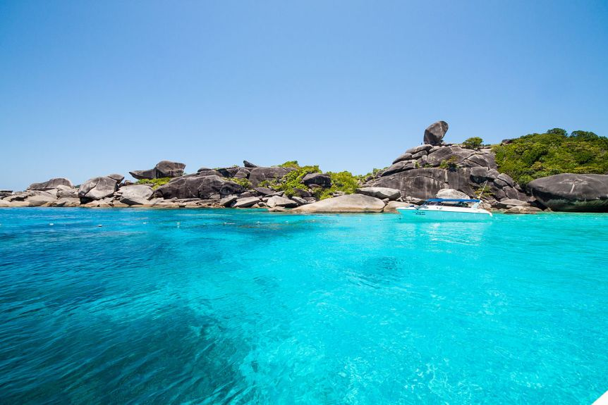 Surin Islands - 10 Places in Thailand to Avoid the Crowds