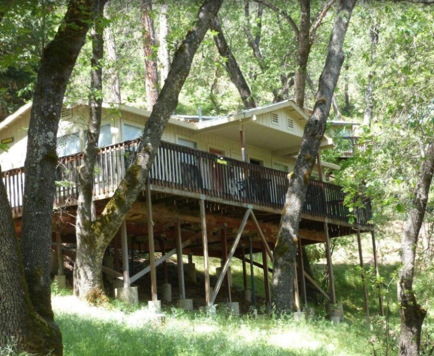 Yosemite Bug Rustic Mountain Resort, United States - 6 Amazing Wilderness Hostels for Backpackers Around the World