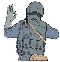 Hand signal for I understand