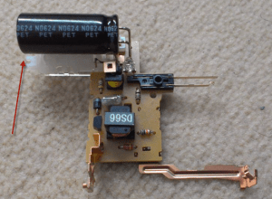 Disposable camera circuit to create EMP device