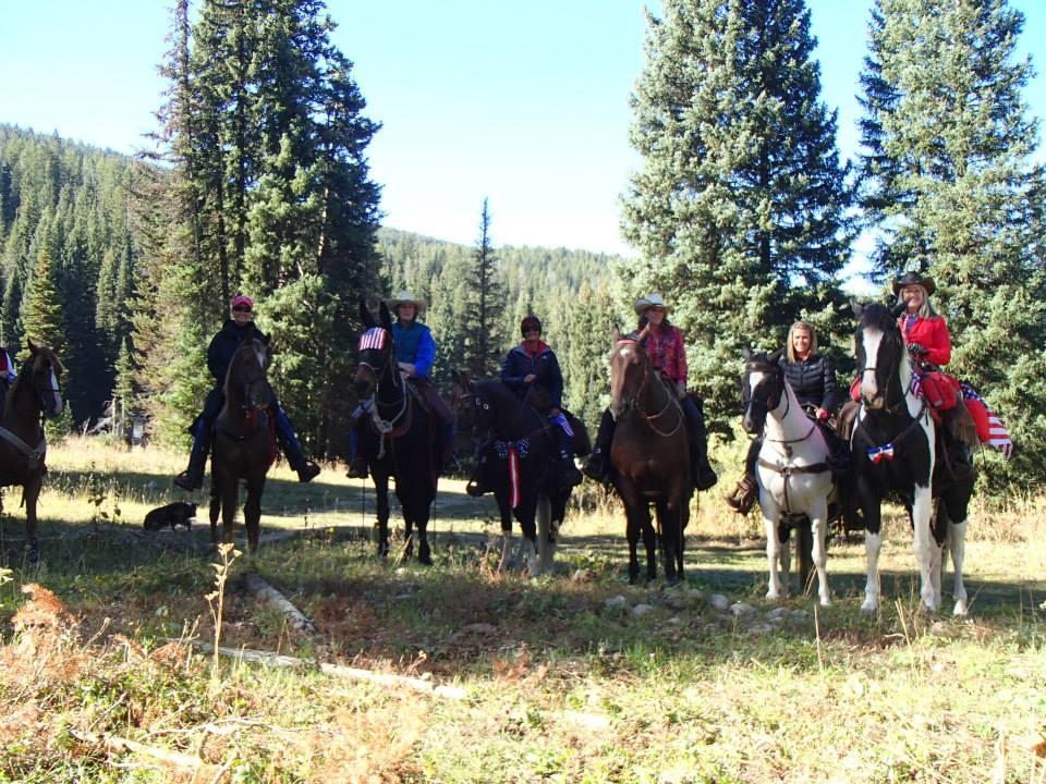 Top 5 Primitive Horse Camps