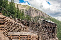 Creede Historical Mining Tour
