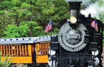 Summer-Silverton-Durango-Narrow-Gauge-Train-Tour-and-Dinner