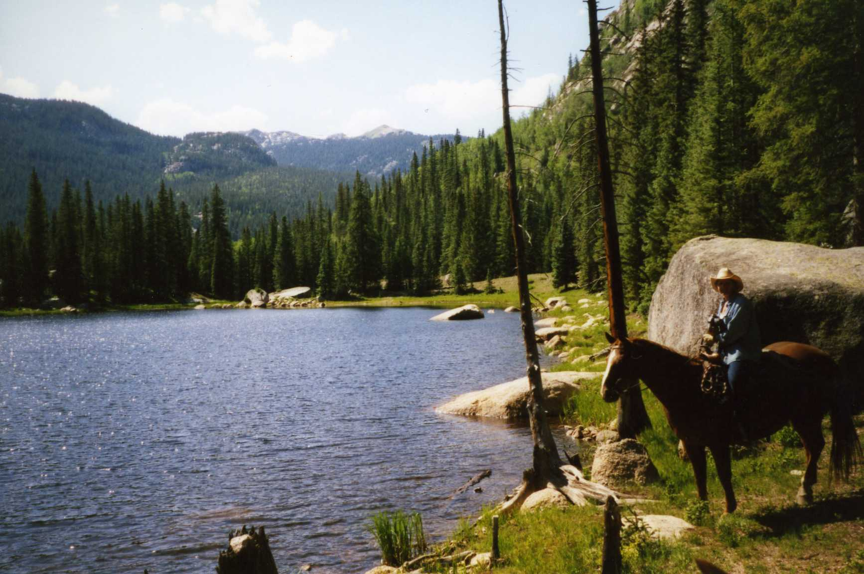 Pagosa Springs Co >> Horseback Riding Pagosa Springs Colorado Wilderness Journeys