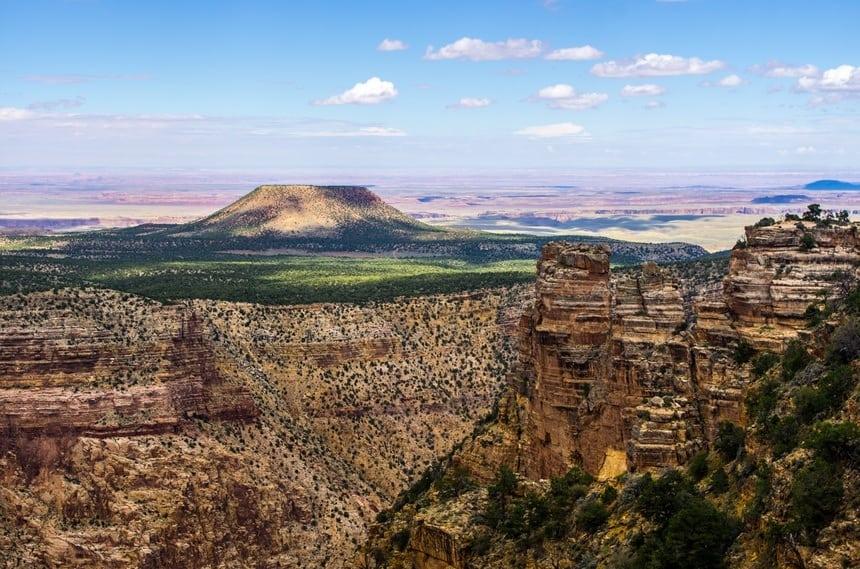 Amazing Panoramic from Desert View